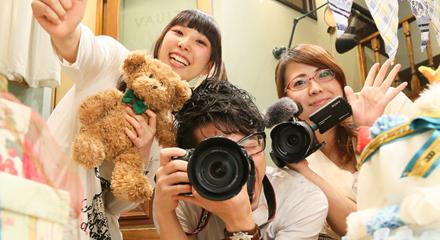 カメラマン採用情報
