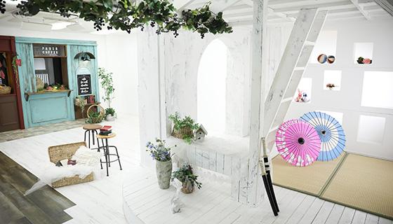 happilyフォトスタジオLuxe六本木店