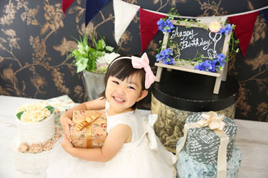 吉祥寺店 / Chic / 女の子 / 誕生日