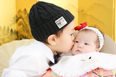 吉祥寺店 / Soie / 女の子 / 男の子 / お食い初め・百日祝い