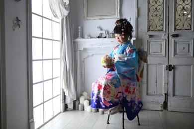 名古屋金山店 / Adele / 女の子 / 七五三