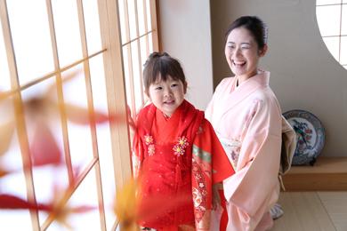 名古屋金山店 / Hisui / 女の子 / 七五三 / 家族写真