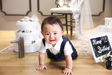 名古屋金山店 / Hisui / ベビー / 男の子 / 誕生日