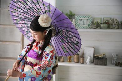 名古屋金山店 / Nature / 女の子 / 七五三