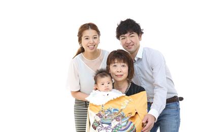 名古屋金山店 / Nature / 男の子 / お宮参り