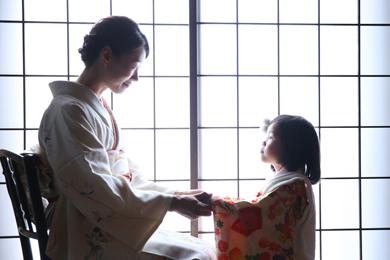 名古屋金山店 / Tsubaki / 女の子 / 七五三 / 家族写真