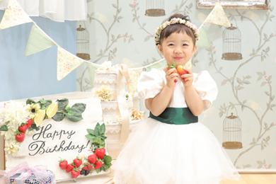 表参道店 / Azur / 女の子 / 誕生日