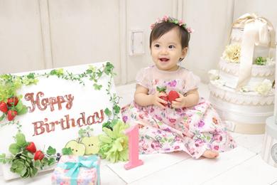 表参道店 / Small house / ベビー / 女の子 / 誕生日
