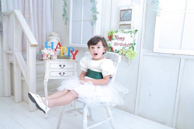 表参道店 / Small house / 女の子 / 誕生日