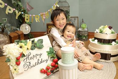 表参道店 / Sienna / 男の子 / 誕生日