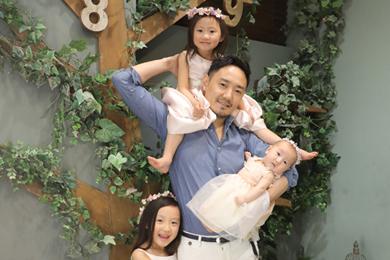 表参道店 / Sienna / キッズ / 女の子 / 家族写真