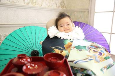 横浜みなとみらい / BlueClair / 男の子 / お食い初め・百日祝い