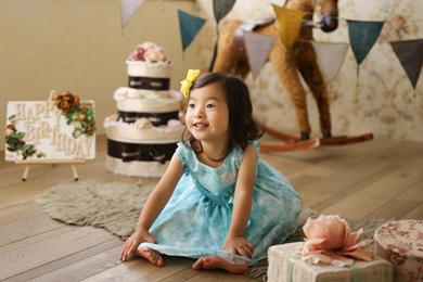 横浜みなとみらい / Vertlime / ベビー / 女の子 / 誕生日
