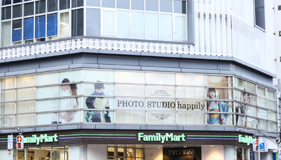 happilyフォトスタジオ