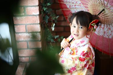 自由が丘店 / Oriental / 女の子 / 七五三