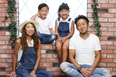 自由が丘店 / Oriental / 家族写真