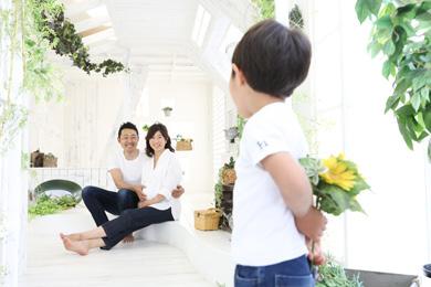Luxe西麻布店 / 家族写真