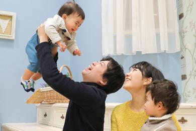 表参道店 / Azur / 家族写真