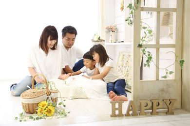 横浜みなとみらい / Branche / 家族写真