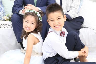 自由が丘店 / Castle / 家族写真