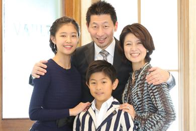 表参道店 / Sienna / 家族写真