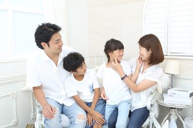 自由が丘店 / Sweet / 家族写真