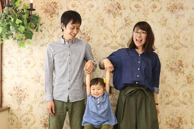 横浜みなとみらい店 / Vertlime / 家族写真