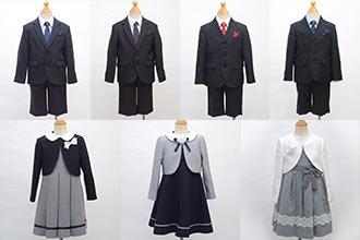 フォーマル衣装(お渡し用)