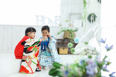 Luxe六本木店 / 七五三