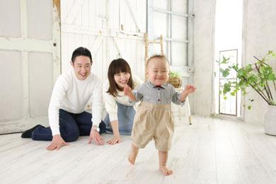 吉祥寺店 / Soie / 男の子 / 家族写真