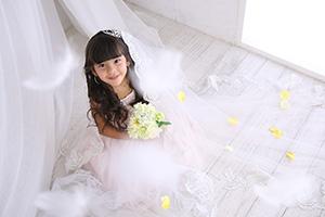 Kids June Bride 撮影会を開催!