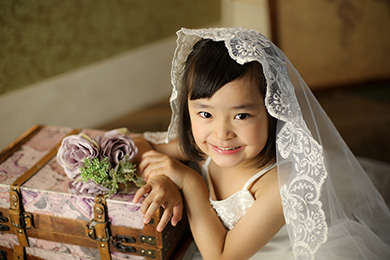 自由が丘店 / Oriental / Kids June Bride Photo