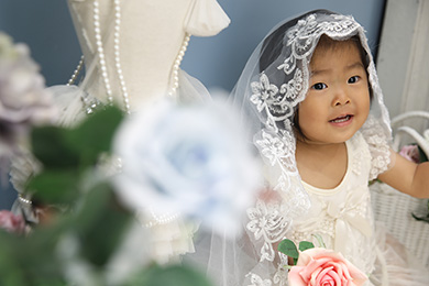 表参道店 / Azur / Kids June Bride Photo