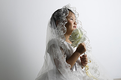 表参道店 / Azur / Kids June Bride Photo