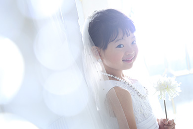 自由が丘店 / Castle / Kids June Bride Photo
