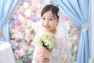 Kids June Bride Photo / 自由が丘店