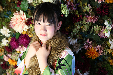 【第2弾】着物モデルオーディション / 名古屋金山店 / 女の子