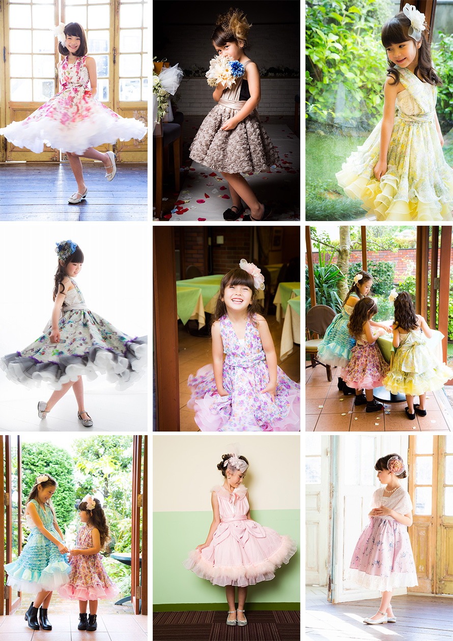 Lilium Nena(リリアムネナ)ドレス