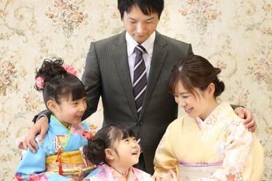 横浜みなとみらい店 / Vertlime / 女の子 / 七五三
