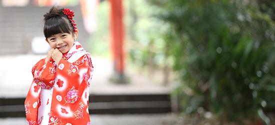 七五三のお詣り(お参り)のタイミング