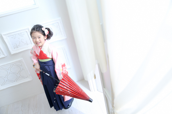 卒園・卒業袴モデルオーディション イメージ