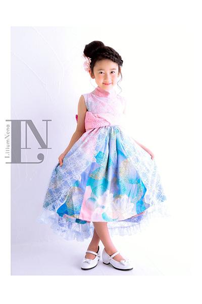 Lilium Nena 和ドレス撮影会 イメージ