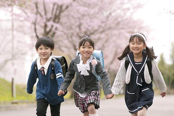 入園・入学/卒園・卒業 出張撮影 イメージ
