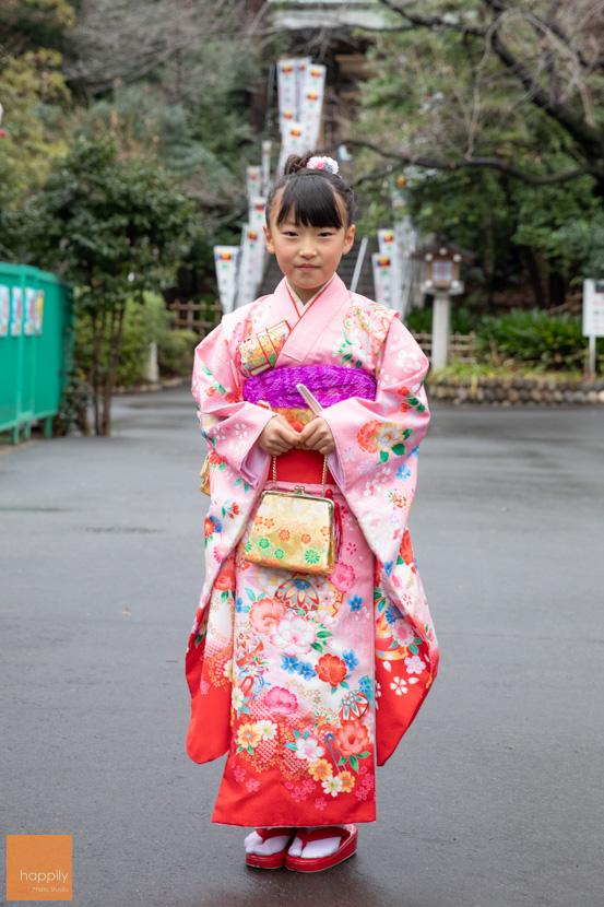 東郷神社(渋谷区)七五三
