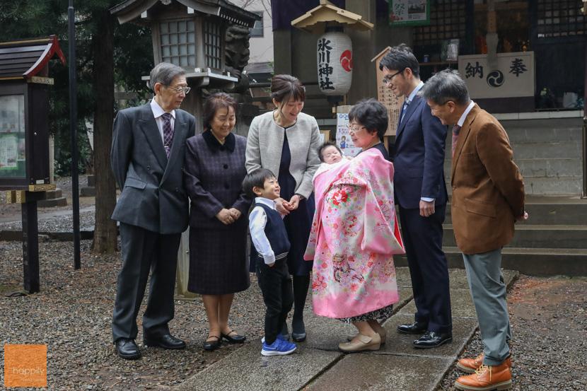 上目黒氷川神社(目黒区)