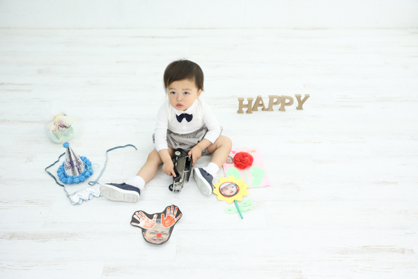 誕生日 出張撮影 イメージ