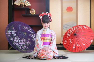 自由が丘店 / Japonism / 女の子 / 七五三