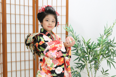 表参道店 / Azur / 女の子 / 七五三