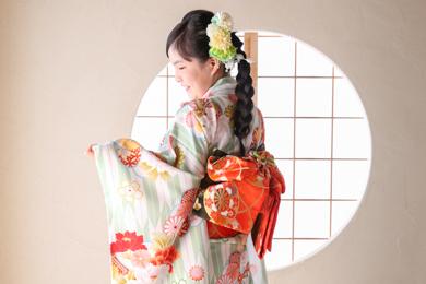 名古屋金山店 / Hisui / 女の子 / 1/2成人式(ハーフ成人式)