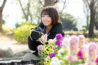 happily認定の経験豊富なカメラマン イメージ